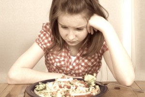 Disorders Associated with Anxiety: Eating Disorders