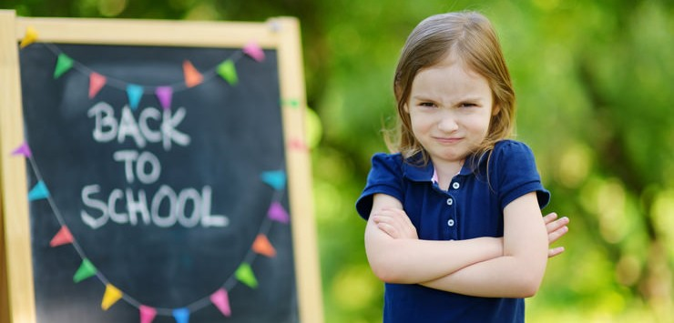 How to Get Your Anxious Child Back to School Step-by-Step