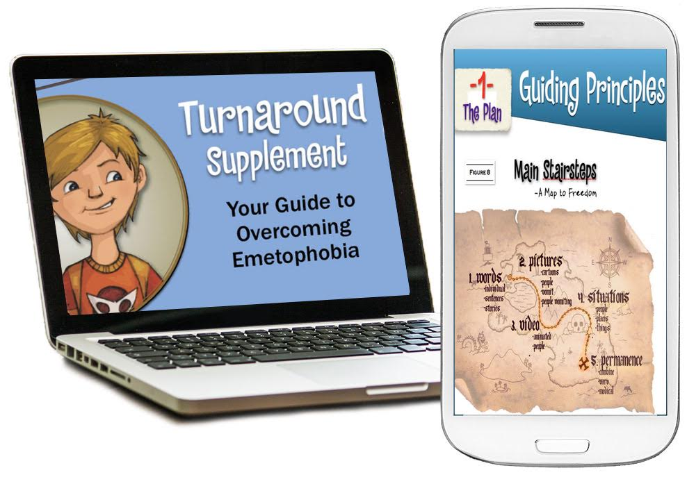 The Turnaround Emetophobia Supplement