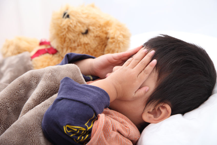 Helping Your Anxious Child Get To Sleep